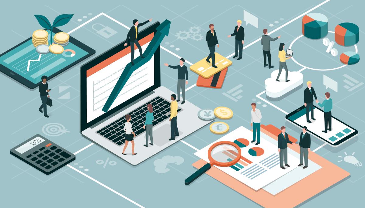 受注につながる新規商談を増やす Web型営業とAI活用