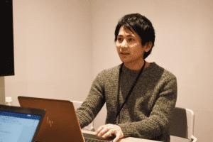 マーケティング営業部 インサイドセールスグループ グループ長  尾崎俊亮